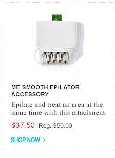 Epilator - only $$37.50