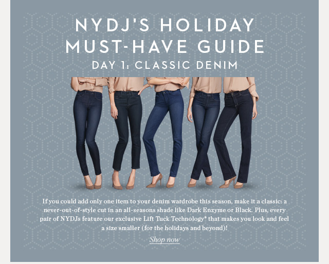 Holiday Must-have Guide