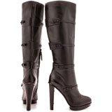 Nitza - Black Dress Calf