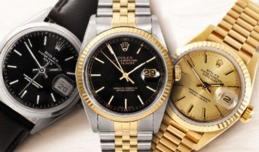 Timeless Gift: Vintage Rolex | Shop Now