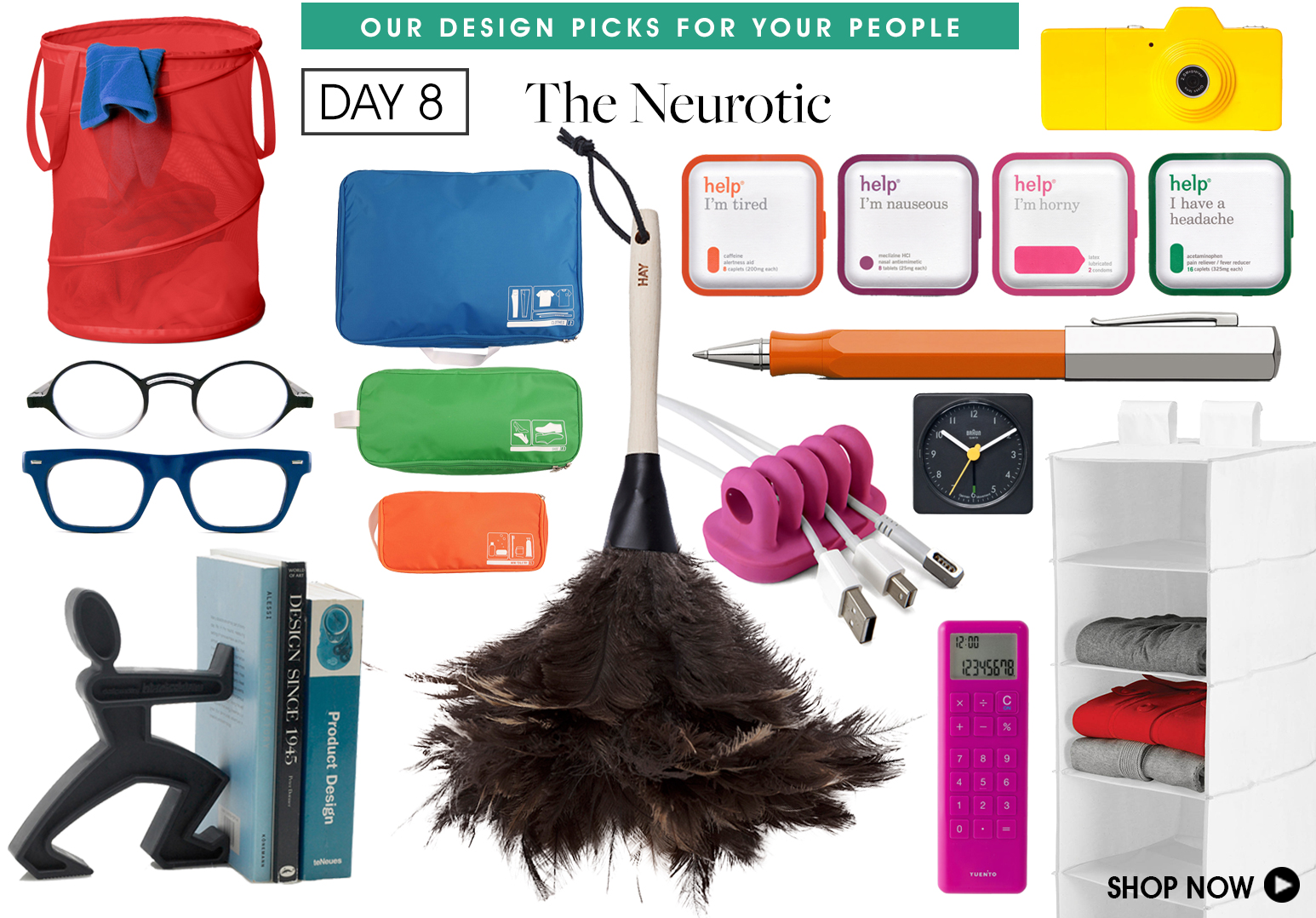 - 12 Days of Gifting - Day 8 The Neurotic