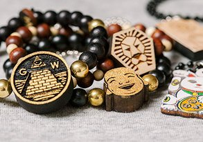 Shop GoodWood: Necklaces & More from $10