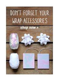Wrap Accessories