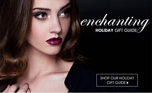 Shop our Enchanting Holiday Gift Guide for amazing items!