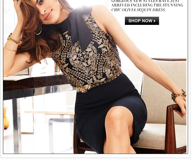 Shop the New Eva Mendes Holiday Collection!