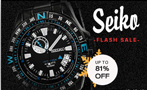 Seiko Watch Sale