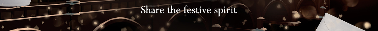 Share the festive spirit