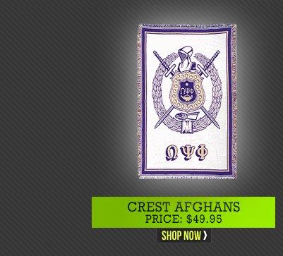 Crest Afghans