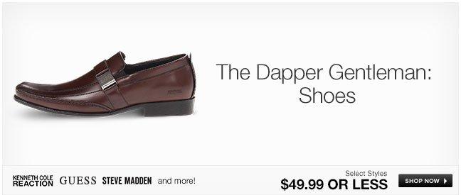 The Dapper Gentleman: Shoes