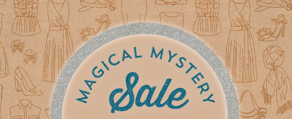 Magic Mystery Sale