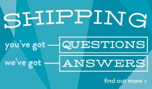 shipping questions