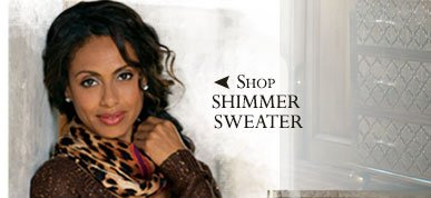 Shimmer Sweater