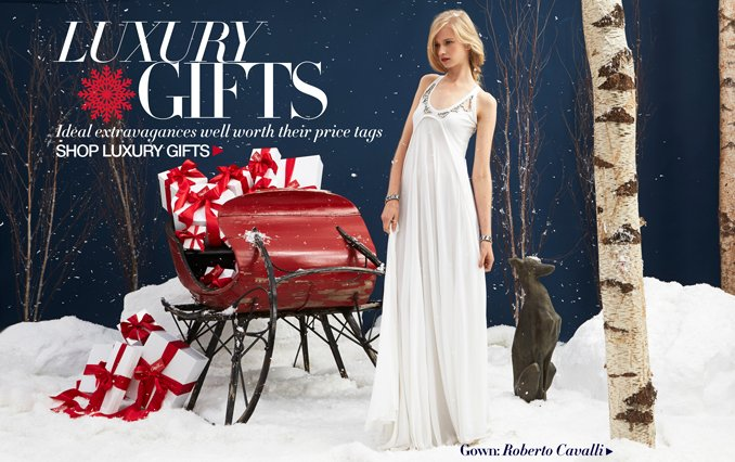 Shop Holiday Luxury Gifts