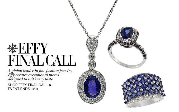 Shop Effy Jewelry