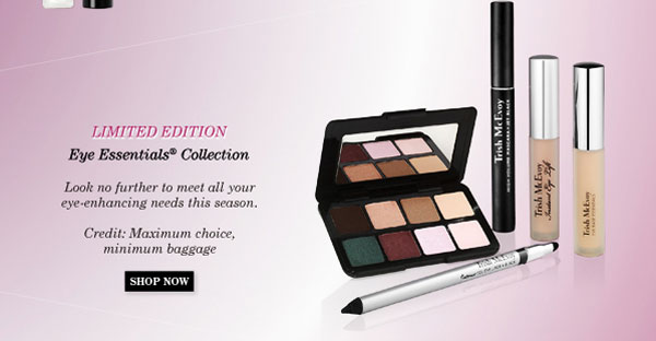 Trish McEvoy NEW! Limited Edition! Eye Essentials® Collection