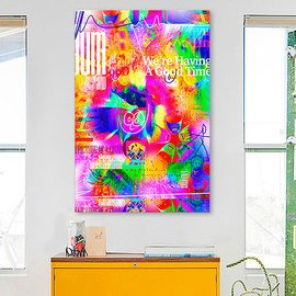Electric Brights: Home Décor