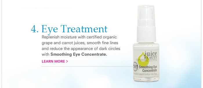 Eye Treatment - Smoothing Eye Concentrate