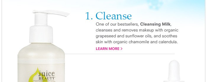 Cleanse - Cleansing Milk