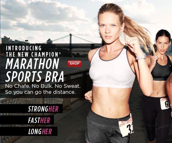 SHOP Marathon Sports Bra