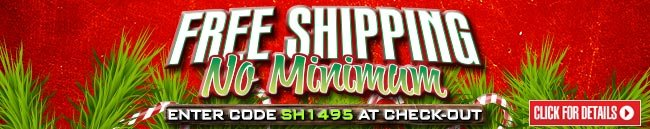Sportsman's Guide's Free Standard Shipping on Your Merchandise Order - No Minimum Order! Please enter Coupon Code SH1495 at Checkout. Offer ends Tonight, 12/5/2013.