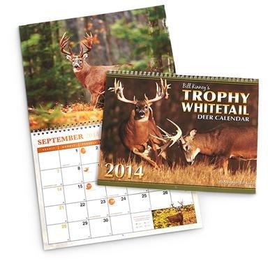 2014 Bill Kinney Deer Calendar