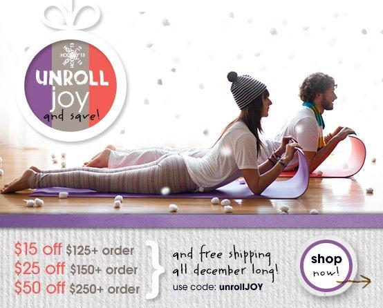Unroll Joy