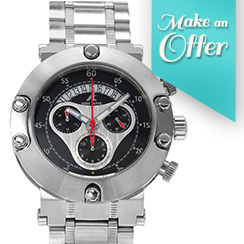Make An Offer Sales!: Most Wanted Designer Watches