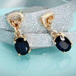 Gift It: The Gemstone Stud Earring