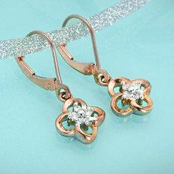 Gift It: Diamond Earrings