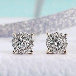 Gift It: The Diamond Stud Earring