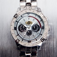 It's Time to Give: Watches by Grand Master & Techno Master starting at $39