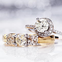 Give the Gift of Forever: Engagement Rings