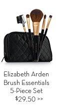 Elizabeth Arden Brush Essentials 5-Piece Set $29.50.
