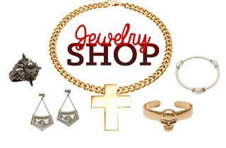 Holiday Shops: Jewelry