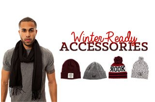 Holiday Shop: Winter Ready Accessories