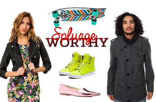 Holiday Shop: Splurge Worthy