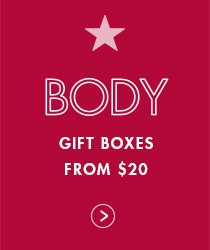 Shop Body - Gift boxes from $20