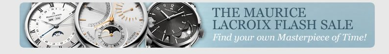 Maurice Lacroix Luxury Watches On Sale At Dexclusive.com