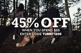 45% off sale!