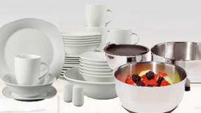Designer Kitchen: BergHoff, Oggi and Gibson