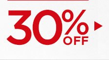 30% off select styles!