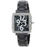 Invicta 10271 Women's Classique Ceramics Square Diamond Accented Watch