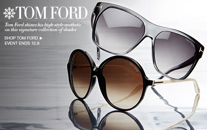 Shop Tom Ford Sunglasses For Women & Men