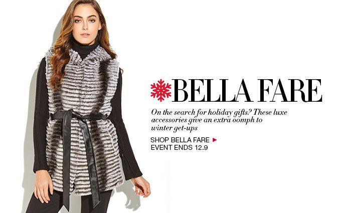 Shop Bella Fare Accessories For Women
