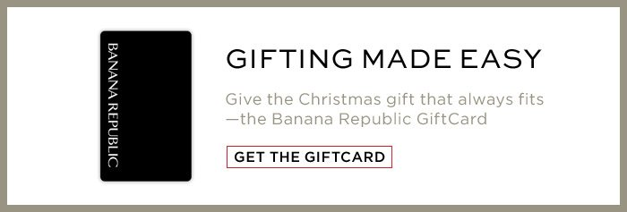 GIFTING MADE EASY | GET THE GIFTCARD