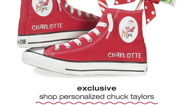 shop personalized chuck taylors