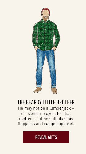 The Beardy Little Brother