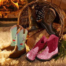 The Western Way: Boots for the Family