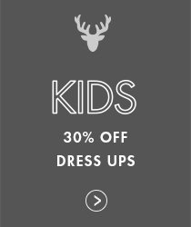 Shop Kids - 30% off Dress Ups