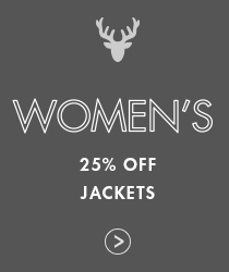 Shop Women - 25% off Jackets